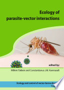 Ecology of parasite-vector interactions