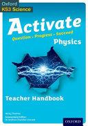 Activate  11 14  Key Stage 3   Activate Physics Teacher Handbook