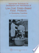 ow nCost Potato Based Food Products in Developing Countries