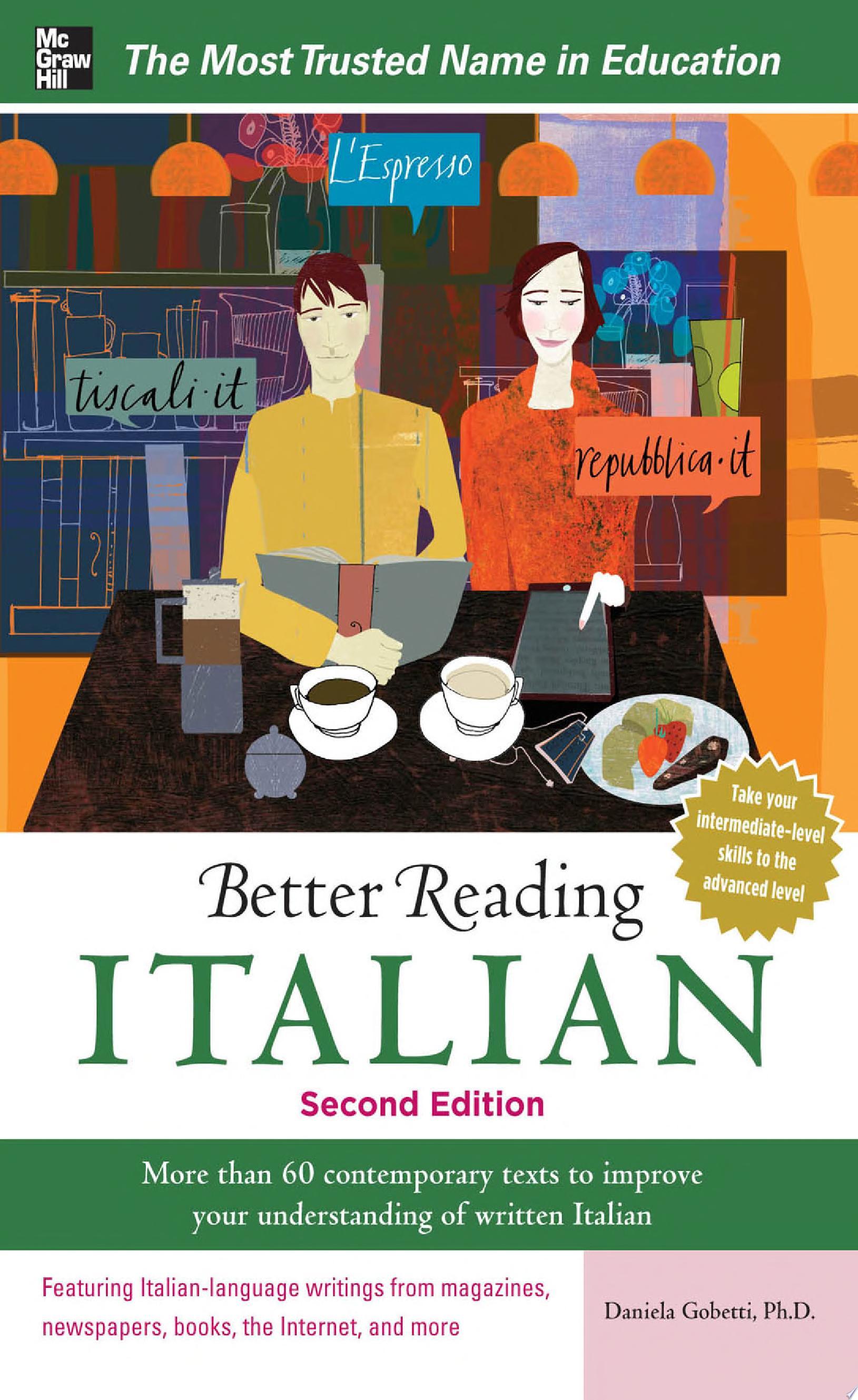 Better Reading Italian  2nd Edition
