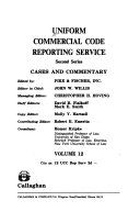 Uniform Commercial Code Reporting Service, Second Series