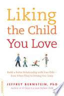 Liking the Child You Love