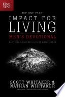 The One Year Impact for Living Men s Devotional