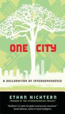 One City Pdf/ePub eBook