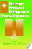 Minimally Processed Refrigerated Fruits   Vegetables