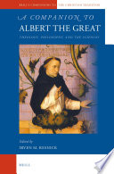 A Companion to Albert the Great