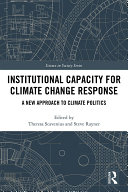 Institutional Capacity for Climate Change Response