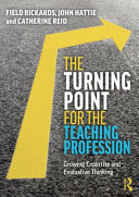 The Turning Point for the Teaching Profession
