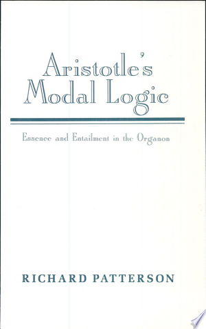 Download Aristotle's Modal Logic Free Books - Reading New Books