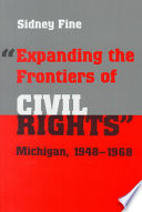 Expanding The Frontiers Of Civil Rights