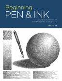 Portfolio: Beginning Pen & Ink