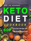 Keto Diet Cookbook For Beginners 2019