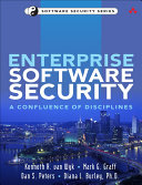 Enterprise Software Security