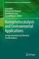 Nanophotocatalysis and Environmental Applications