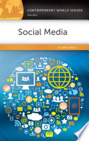 Social Media  A Reference Handbook Book