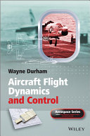 Aircraft Flight Dynamics and Control