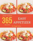 Oops! 365 Yummy Easy Appetizer Recipes Pdf/ePub eBook