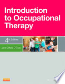 Introduction to Occupational Therapy  E Book