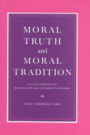 Moral Truth and Moral Tradition