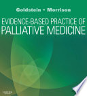 """Evidence-Based Practice of Palliative Medicine E-Book"" by Nathan E Goldstein, R. Sean Morrison"