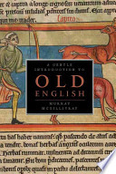 A Gentle Introduction to Old English