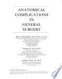 Anatomical Complications in General Surgery