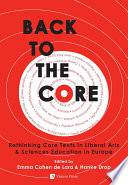 Back To The Core Book PDF