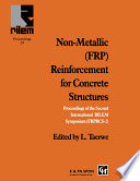 Non Metallic  FRP  Reinforcement for Concrete Structures Book