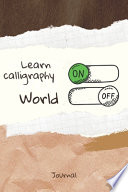 Learn Calligraphy On Word Off Journal