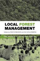 Local Forest Management [Pdf/ePub] eBook