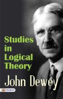 Studies in Logical Theory Pdf/ePub eBook