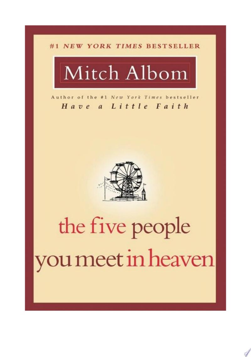 The Five People You Meet in Heaven image