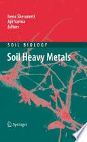 Soil Heavy Metals Book