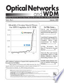 Optical Networks and WDM Newsletter Book