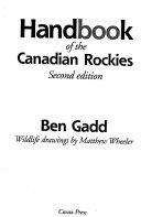 Handbook of the Canadian Rockies