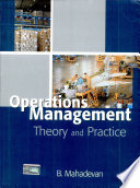Operation Management Book