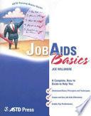 Job Aids Basics Book
