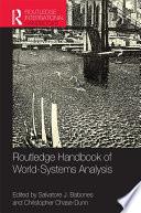 Routledge Handbook of World-Systems Analysis Pdf/ePub eBook