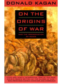 On The Origins Of War And The Preservation Of Peace PDF