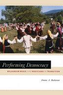 Performing Democracy