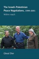Israeli Palestinian Peace Negotiations  1999 2001