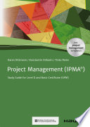 Project Management  IPMA    Book