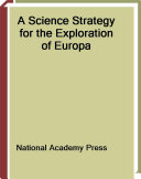 Pdf A Science Strategy for the Exploration of Europa