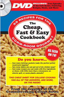 Cheap  Fast   Easy Cookbook