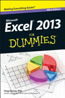Excel 2013 for Dummies, Mini Edition