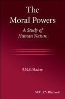 The Moral Powers