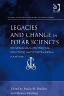 Legacies and Change in Polar Sciences Pdf/ePub eBook