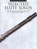 Selected Flute Solos