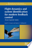 Flight Dynamics and System Identification for Modern Feedback Control