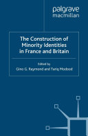 The Construction of Minority Identities in France and Britain Pdf/ePub eBook